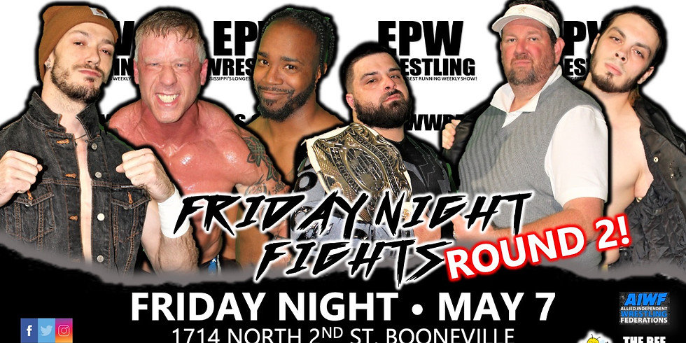 EPW Wrestling - 5.7.2021