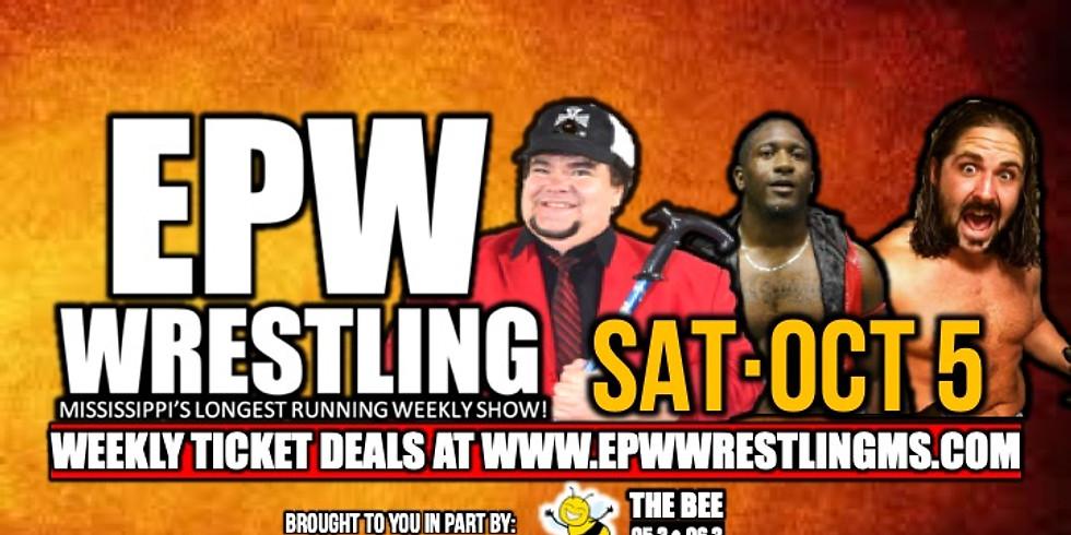 EPW Wrestling - 10/5