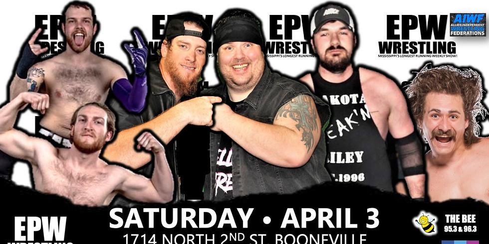 EPW Wrestling - 4.3.2021