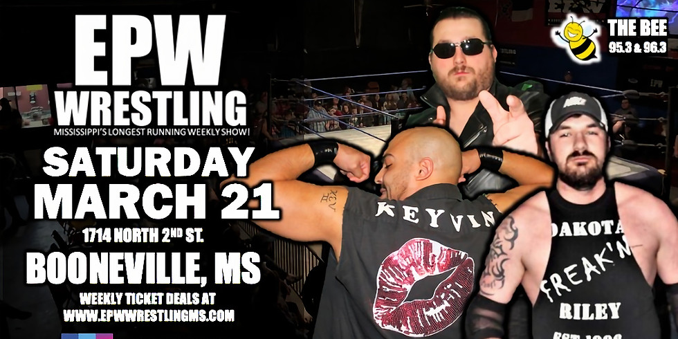 EPW Wrestling - 3.21.20