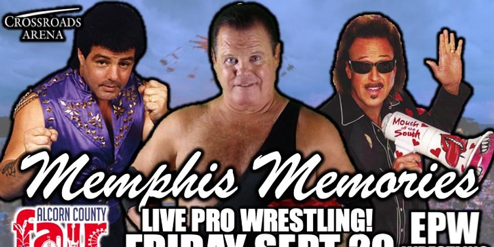 EPW presents Memphis Memories