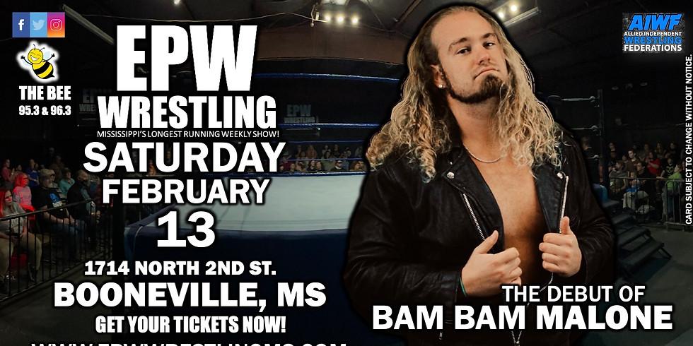 EPW Wrestling 2.13.21