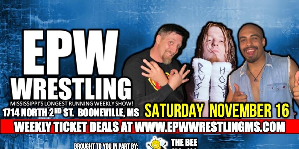 EPW Wrestling - 11/16/19