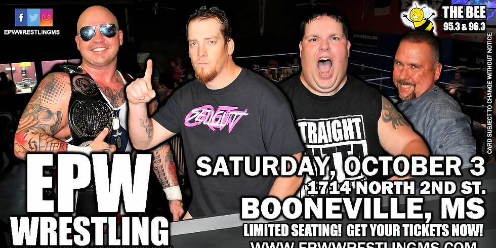 EPW Wrestling - 10.3.20