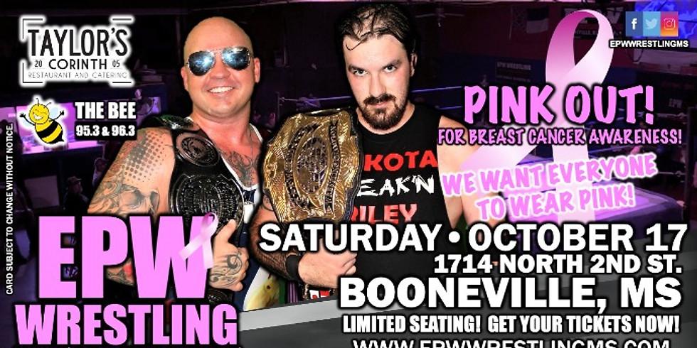 EPW Wrestling - 10.17.20