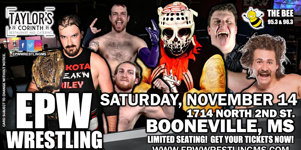 EPW Wrestling 11.14.20