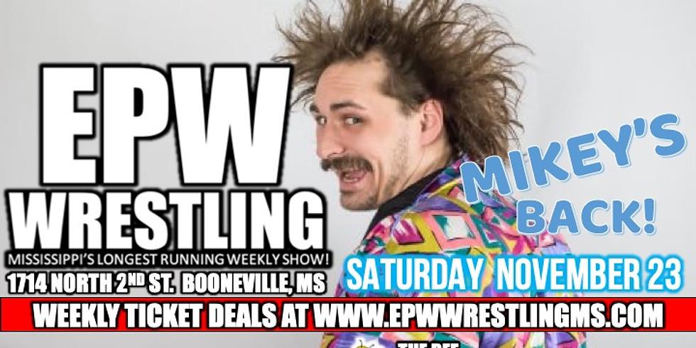 EPW Wrestling - 11/23/19