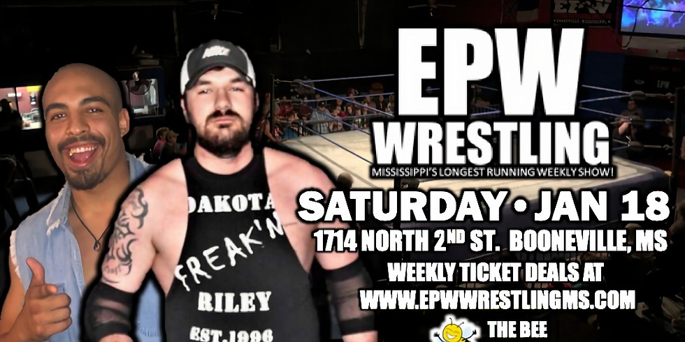 EPW Wrestling - 1/18