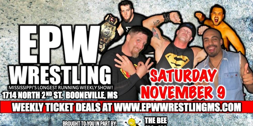 EPW Wrestling - 11/9/19
