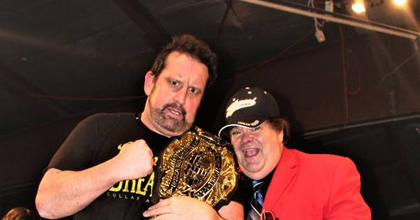 Tommy Dreamer & Hollywood Jimmy