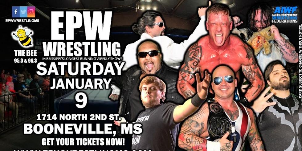 EPW Wrestling 1.9.21