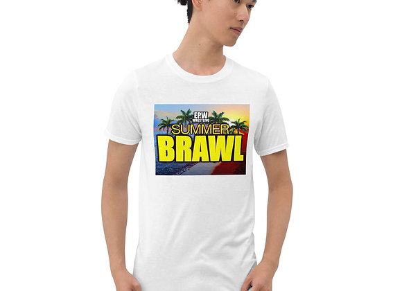 2020 Summer Brawl Logo Tee - Short-Sleeve Unisex T-Shirt