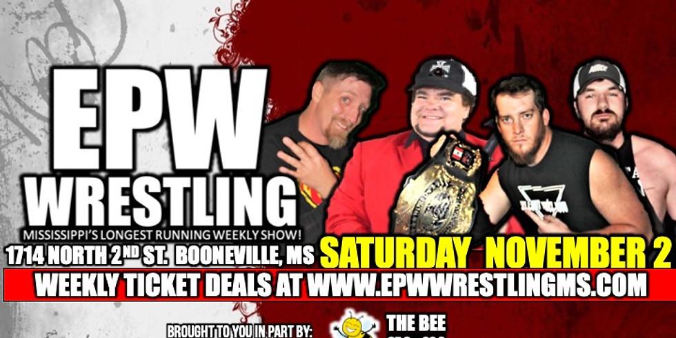 EPW Wrestling 11/2/19