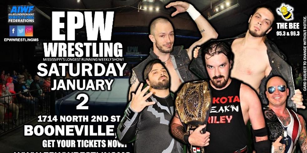 EPW Wrestling 1.2.21
