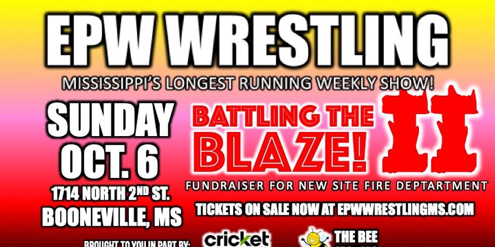 EPW Wrestling - 10/6