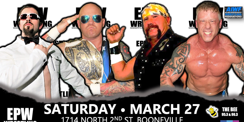 EPW Wrestling - 3.27.2021