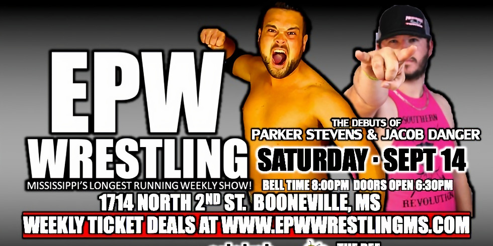 EPW Wrestling - 9/14