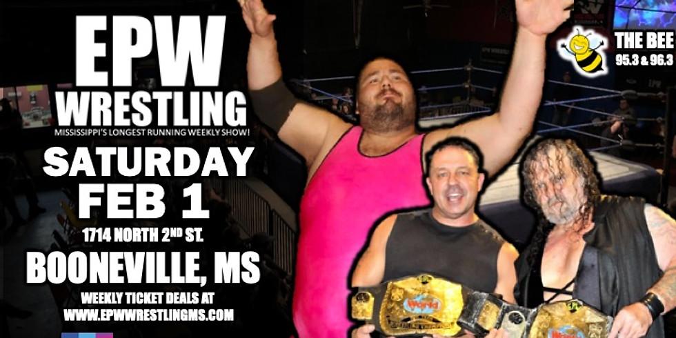 EPW Wrestling - 2/1