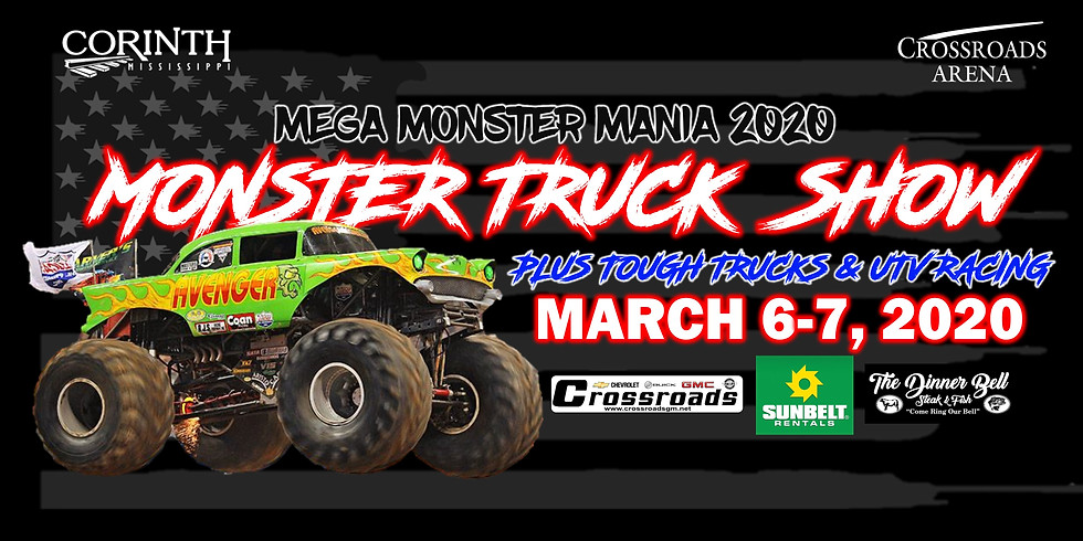 Mega Monster Mania - Saturday