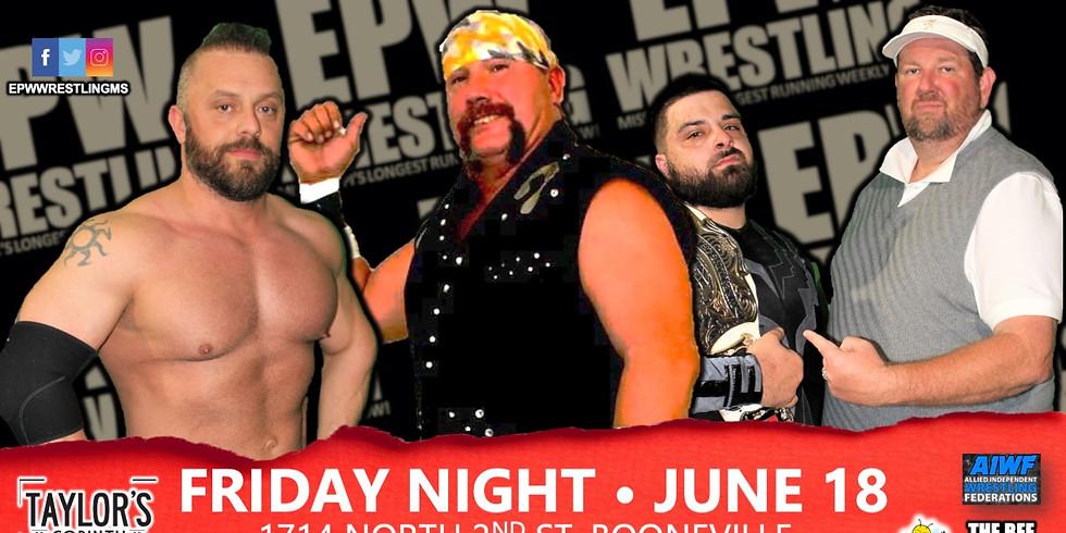 EPW Wrestling - 6.18.2021