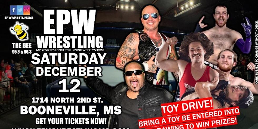 EPW Wrestling 12.12.20