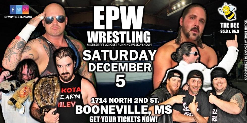 EPW Wrestling 12.5.20