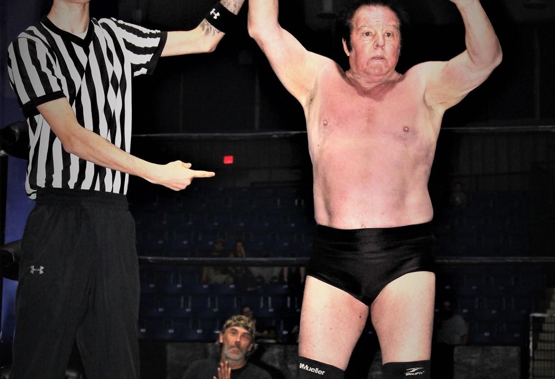 Dustin Starr w/ Maria vs. Bill Dundee
