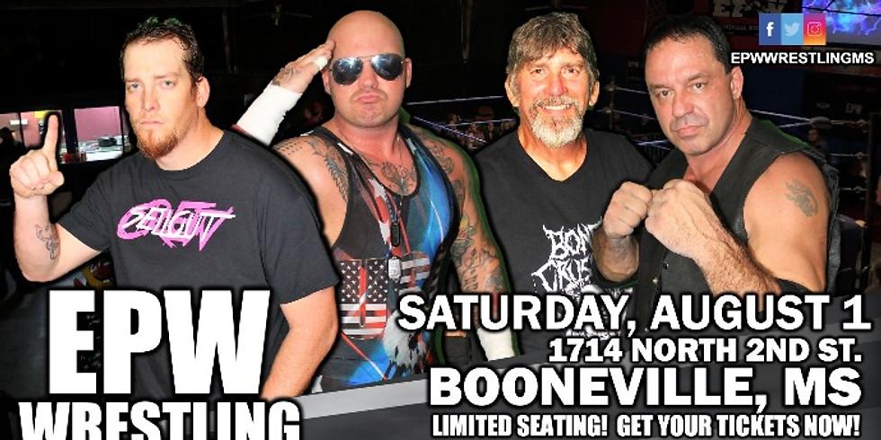 EPW Wrestling - 8.1.20