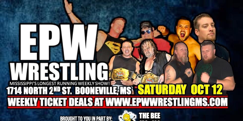EPW Wrestling - 10/12