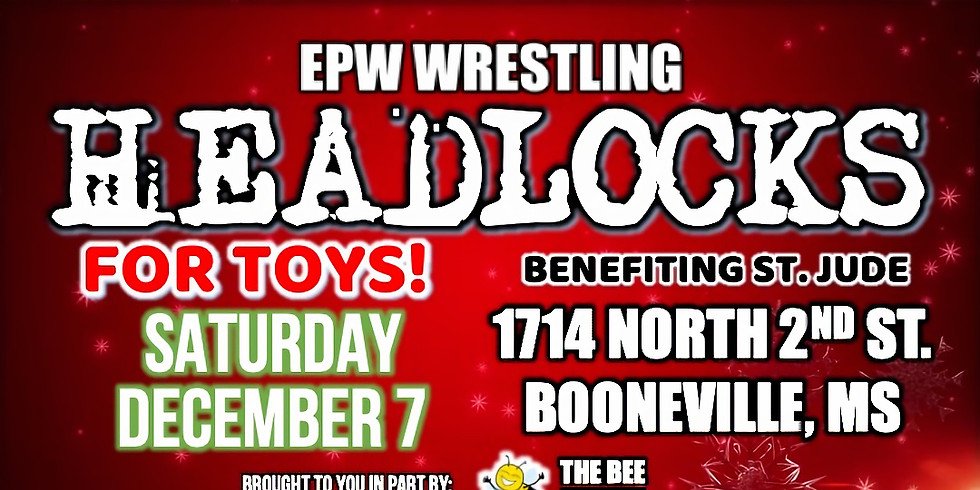 EPW Wrestling - Headlocks for Toys