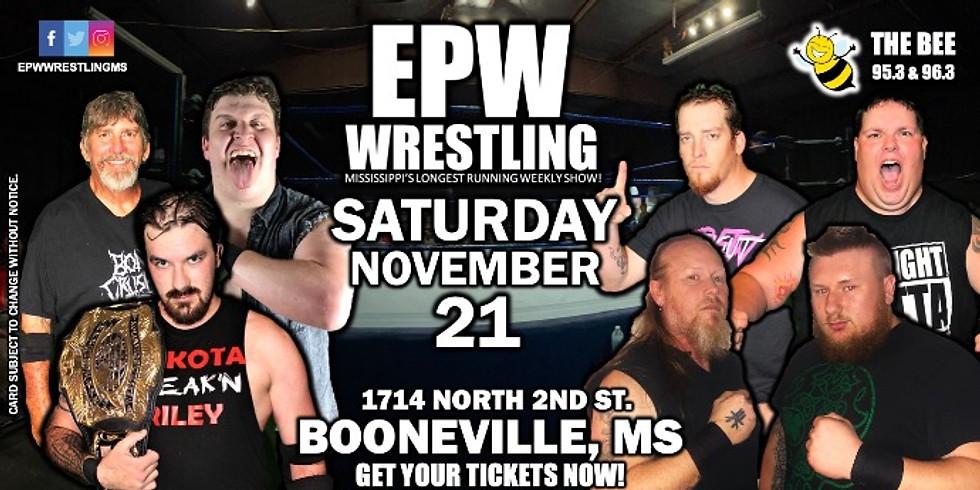 EPW Wrestling 11.21.20