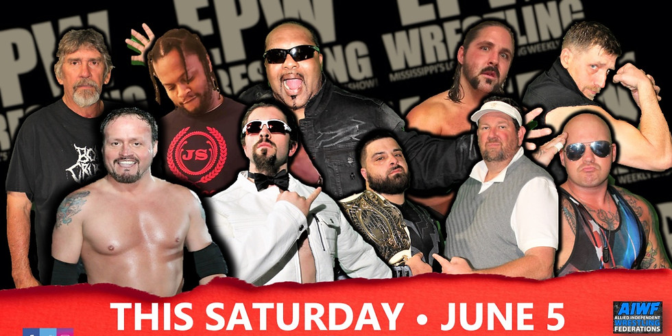 EPW Wrestling - 6.5.2021