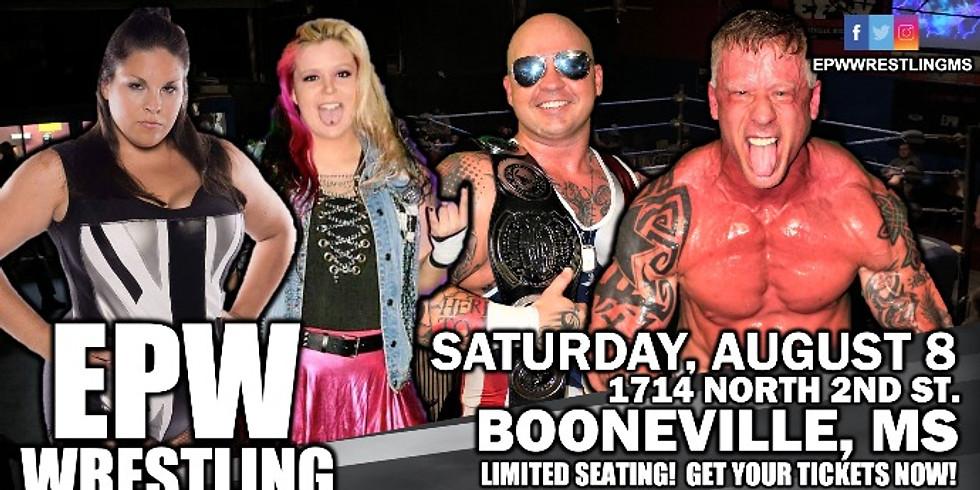 EPW Wrestling - 8.8.20