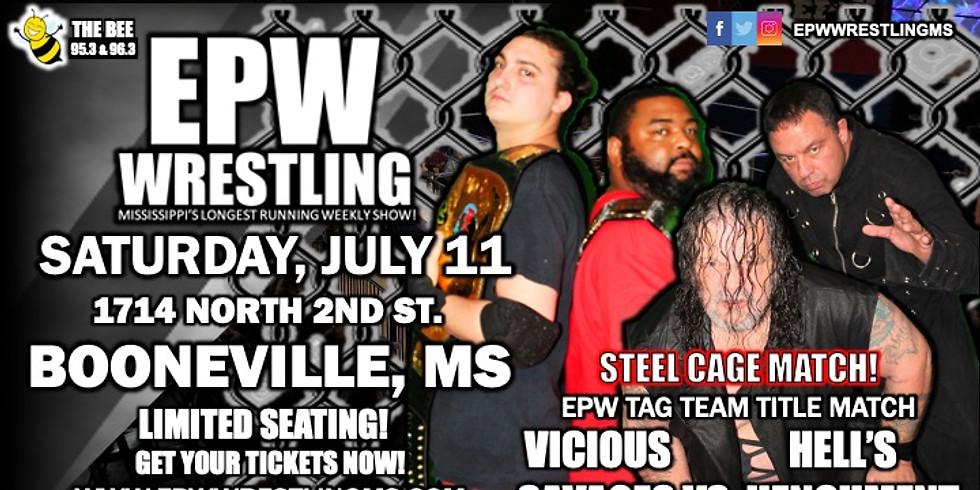 EPW Wrestling - 7.11.20