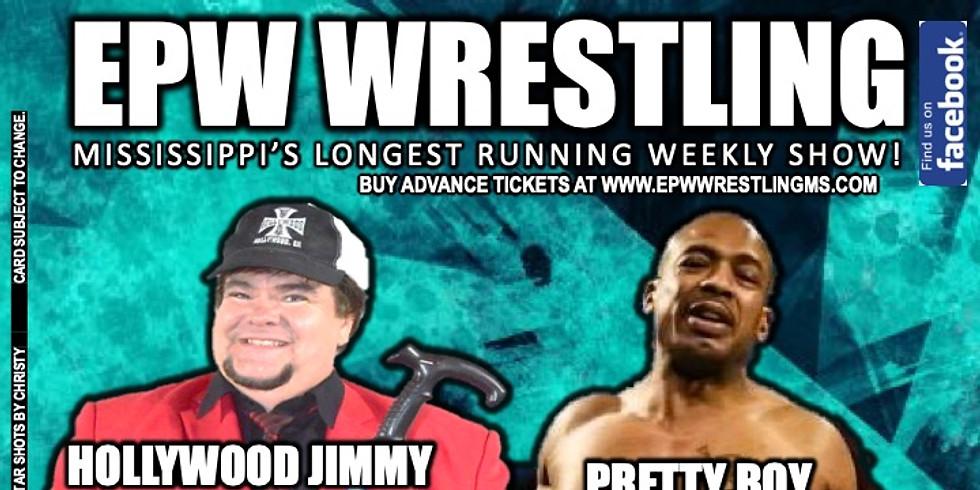 EPW Wrestling - Pretty Boy Mike Returns!