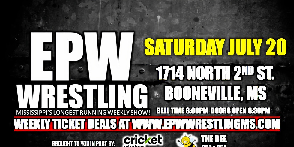 EPW Wrestling - 7/20