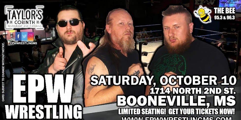 EPW Wrestling - 10.10.20