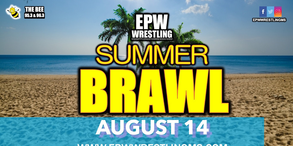 EPW Wrestling - 2021 Summer Brawl