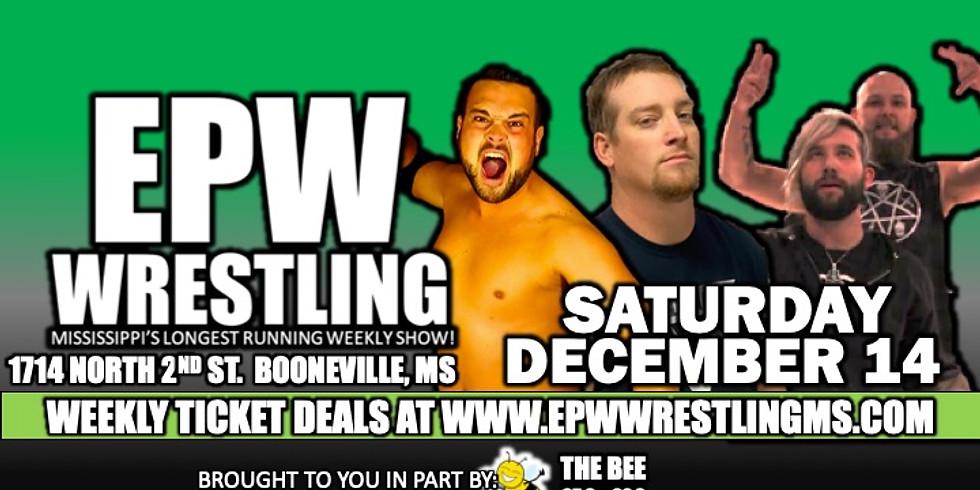 EPW Wrestling - 12/14