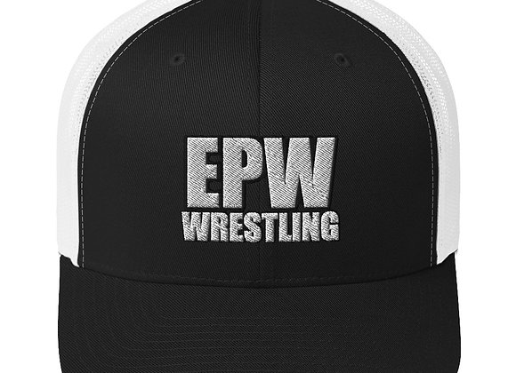 EPW Wrestling Embroidered Trucker Cap