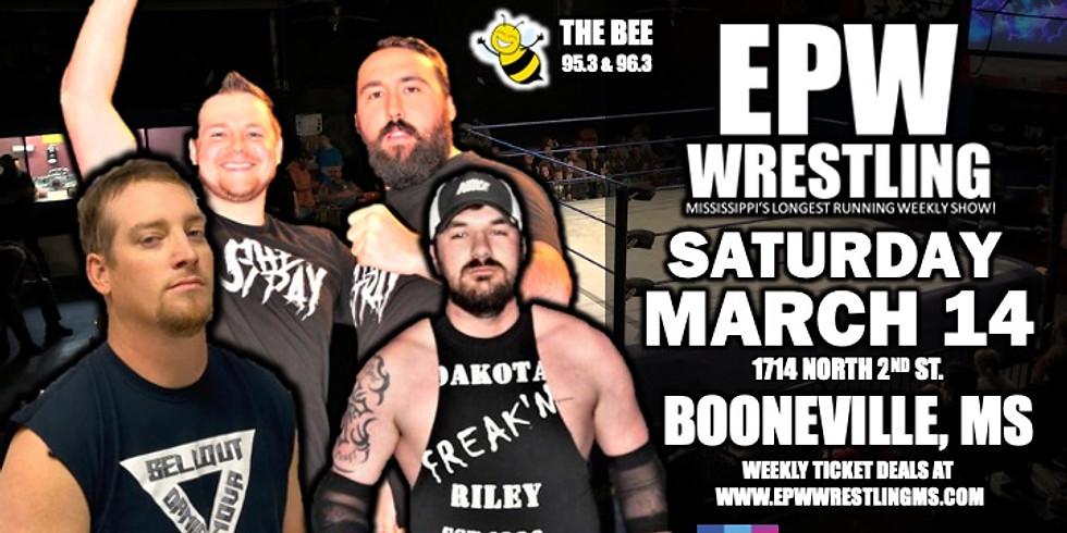 EPW Wrestling - 3.14.20
