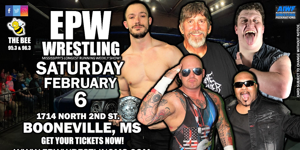EPW Wrestling 2.6.21
