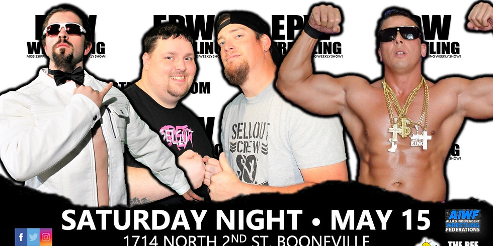 EPW Wrestling - 5.15.2021