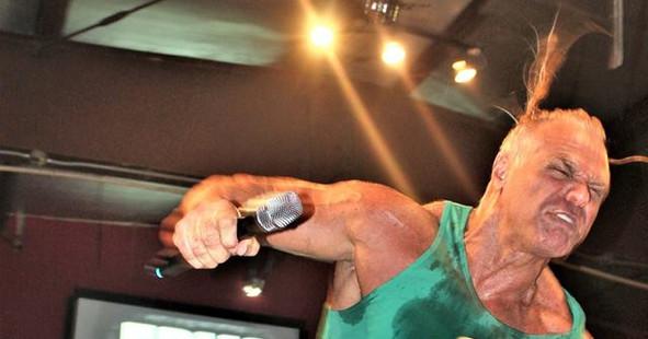 WWE Hall of Famer Billy Gunn