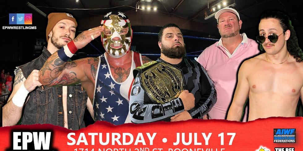 EPW Wrestling - 7.17.2021