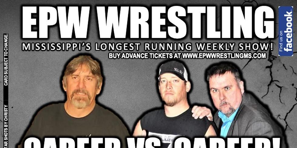 EPW Wrestling 3/16/19 - Career vs. Career