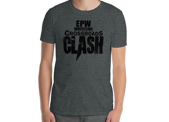EPW Crossroads Clash Tee - Short-Sleeve Unisex T-Shirt