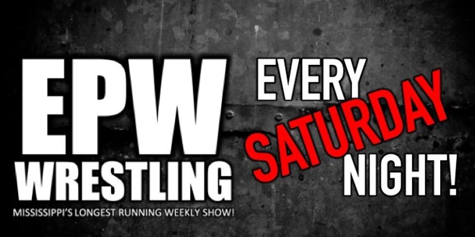 EPW Wrestling presents James Ellsworth!