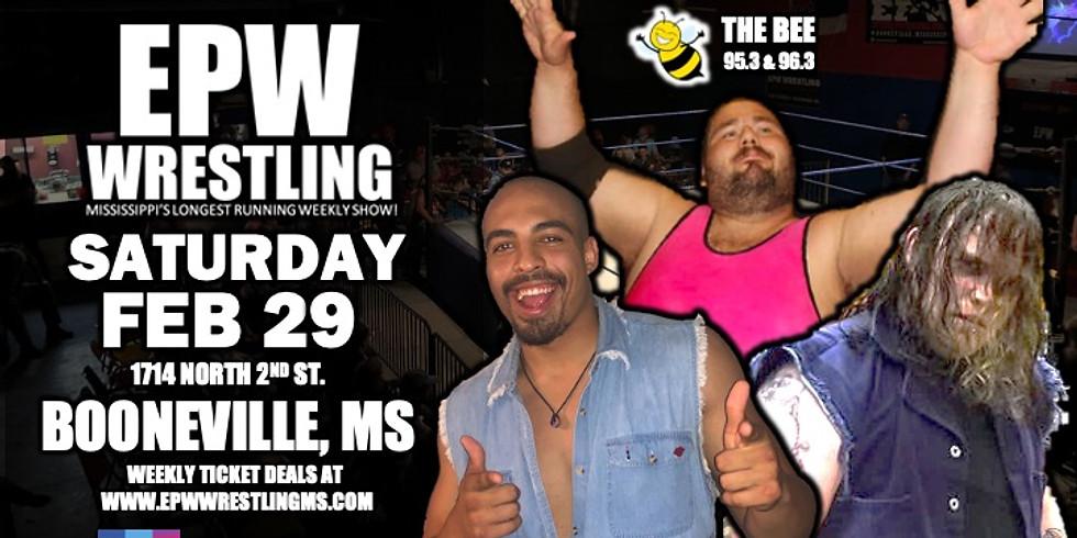 EPW Wrestling - 2.29.20