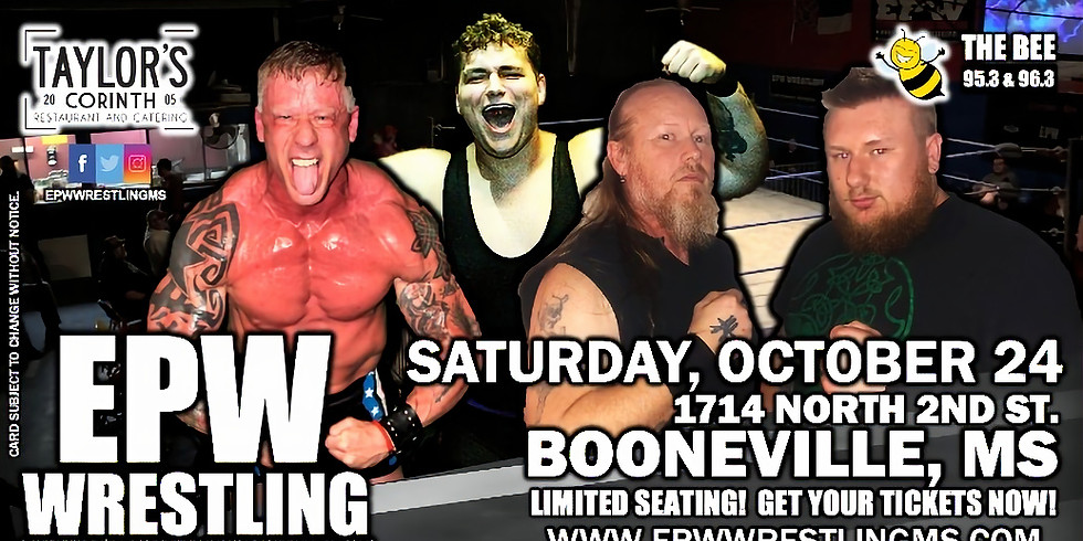 EPW Wrestling - 10.24.20